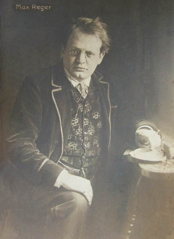 Image of Max Reger