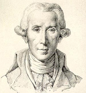 Image of Composer Luigi Boccherini