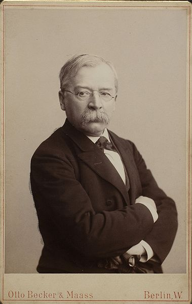 Photo of Composer Woldemar Bargiel