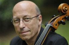 Roland Pidoux Arranges Schubert Poem for Cello Octet
