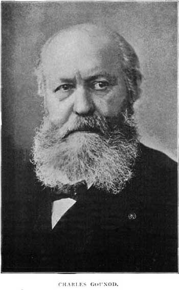 Portrait of Charles Gounod