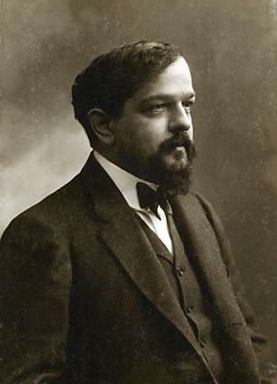 Portrait of Claude Debussy
